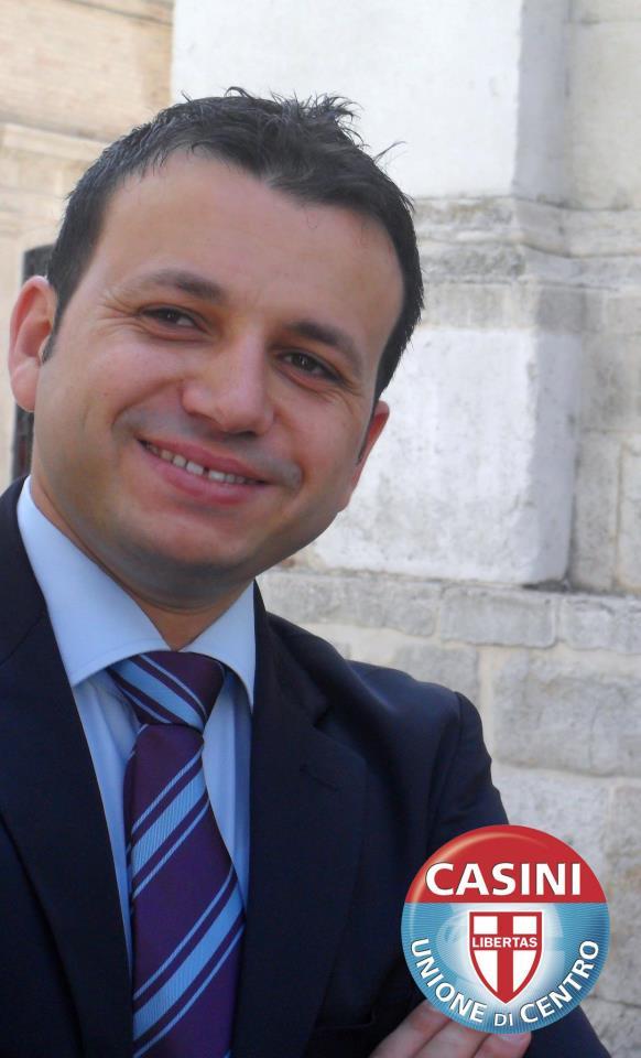 Giuseppe tricarico udc candidato al parlamento italiano for News parlamento italiano